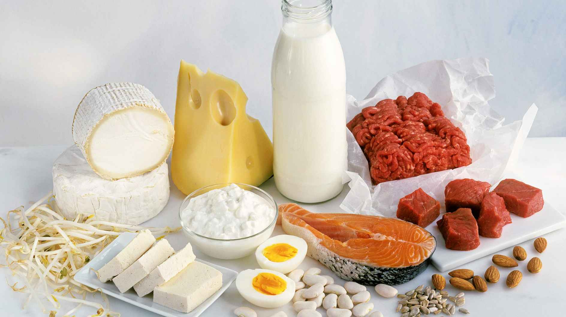 for meget protein