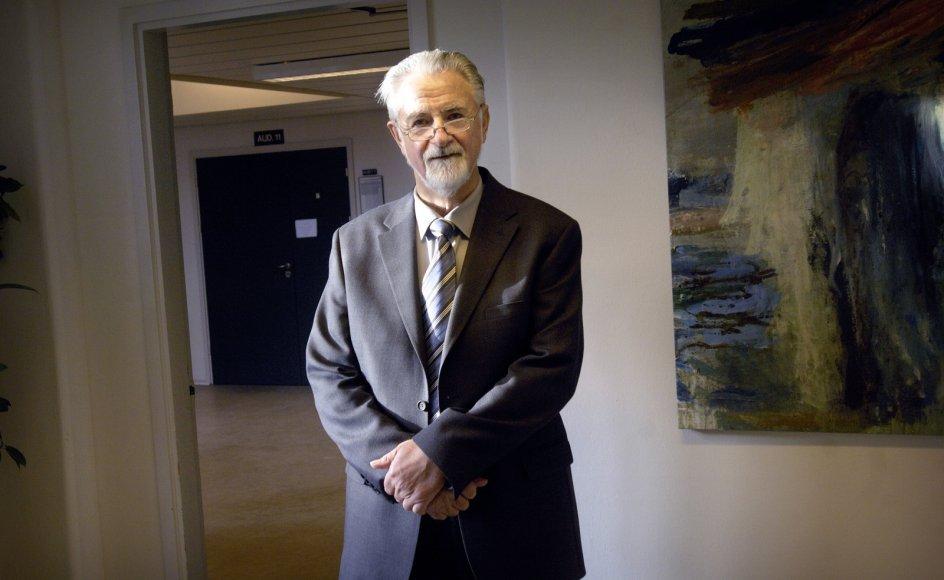 Peder Nørgaard-Højen, der voksede op i Vendsyssel, skrev værker, der stadig læses af de teologistuderende.